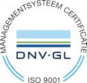 management systeem certificatie iso9001